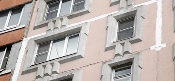 Ремонт межпанельных швов в Туле на улице Марата