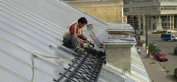Монтаж заградительных металлоконструкций в Туле