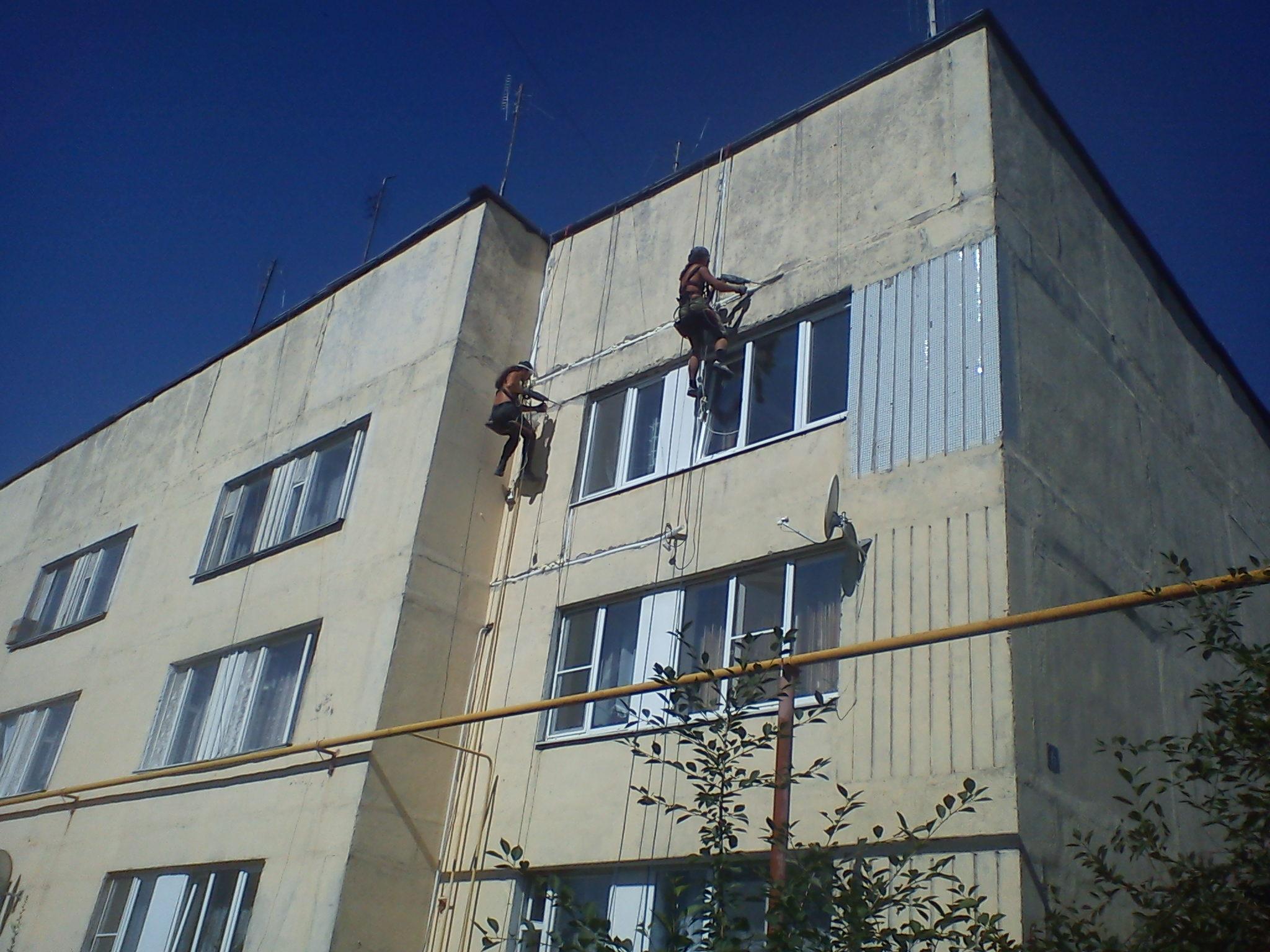 Заделка швов между плитами на балконе