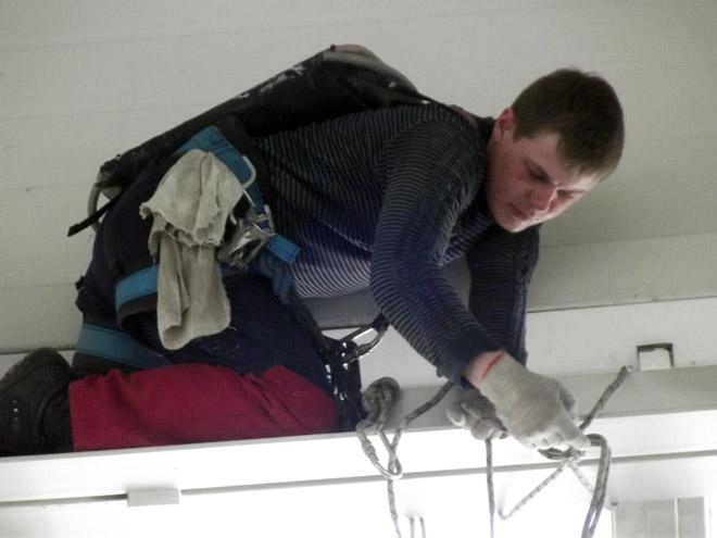 Подготовка к запуску нового блока Новомосковской ГРЭС