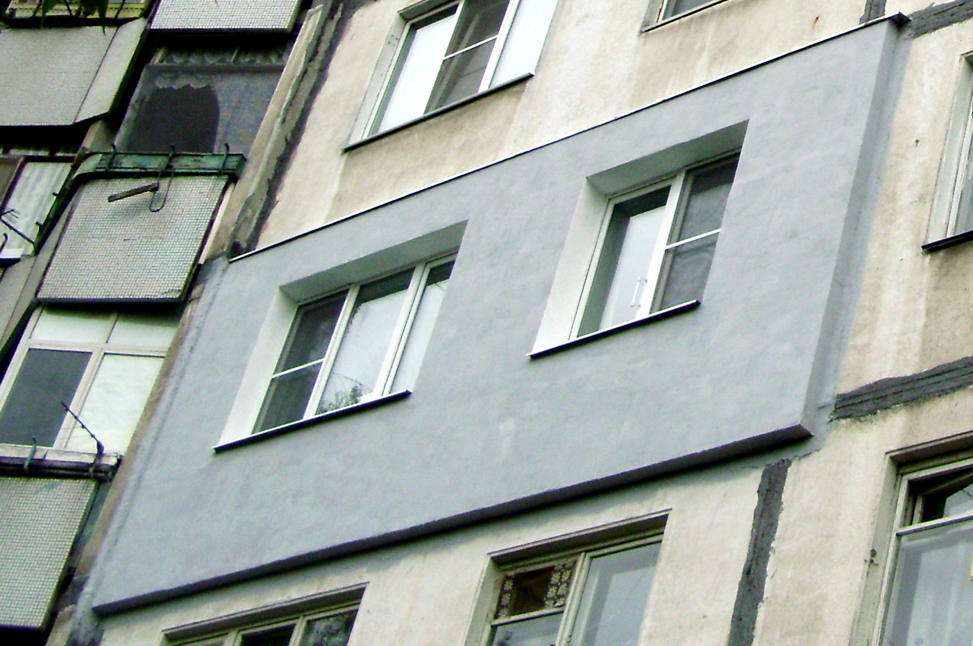 Утепление стен снаружи с помощью пенополистирола: эстетично и красиво