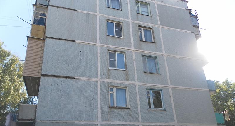 ремонт межпанельных швов в Щекино, госконтракт