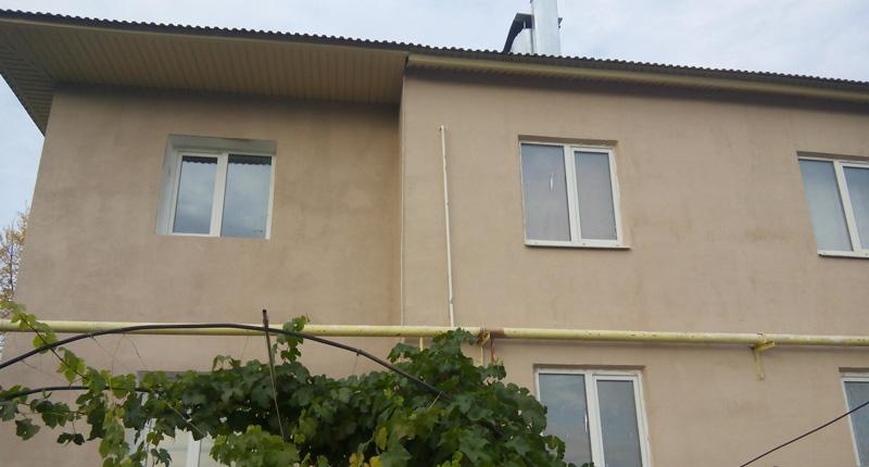 Результат утепления частного дома в Богучарово